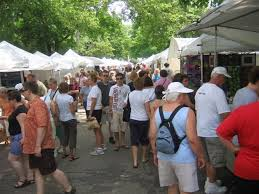 Spring Green WI - art and craft festival