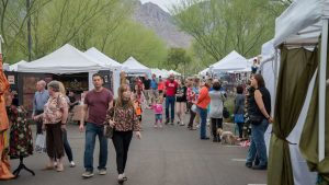 Oro Valley AZ  Spring Festival of the Arts CANCELLED-Covid19 @ South end of the Oro Valley Marketplace